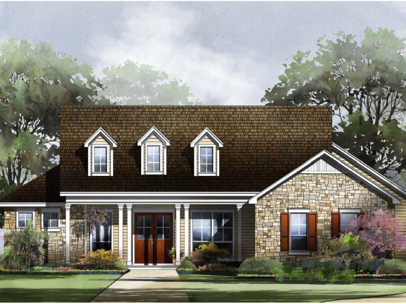 Custom Home Builder FloorPlans_3299