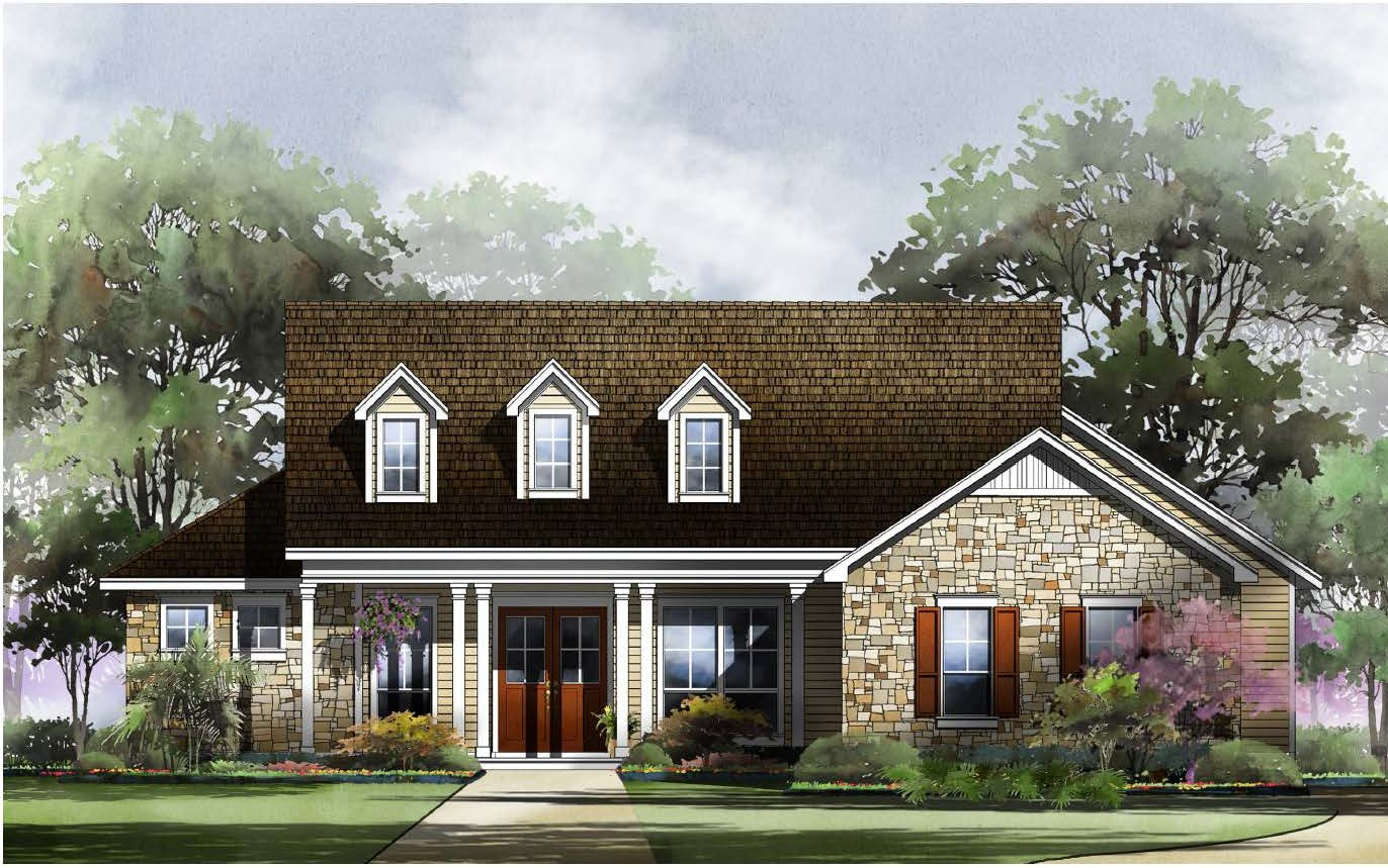 Custom Home Builder FloorPlans_3299