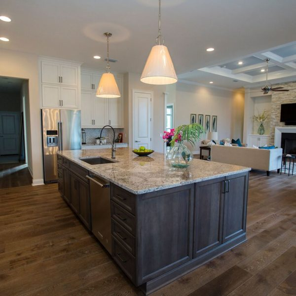 Home Builder Gainesville FL Kitchen2