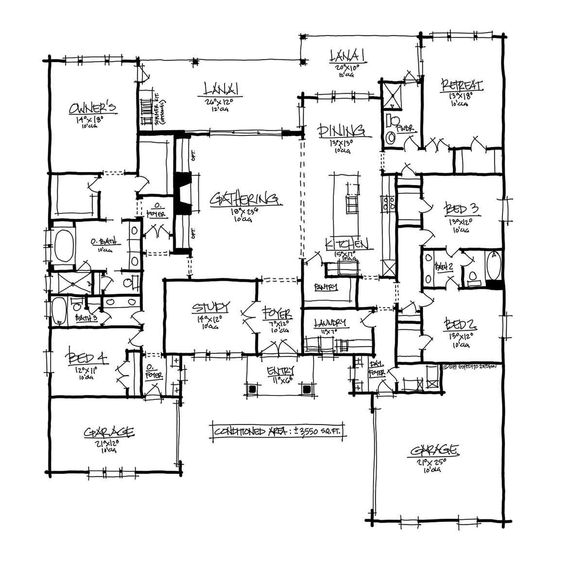 matheson floorplan specs