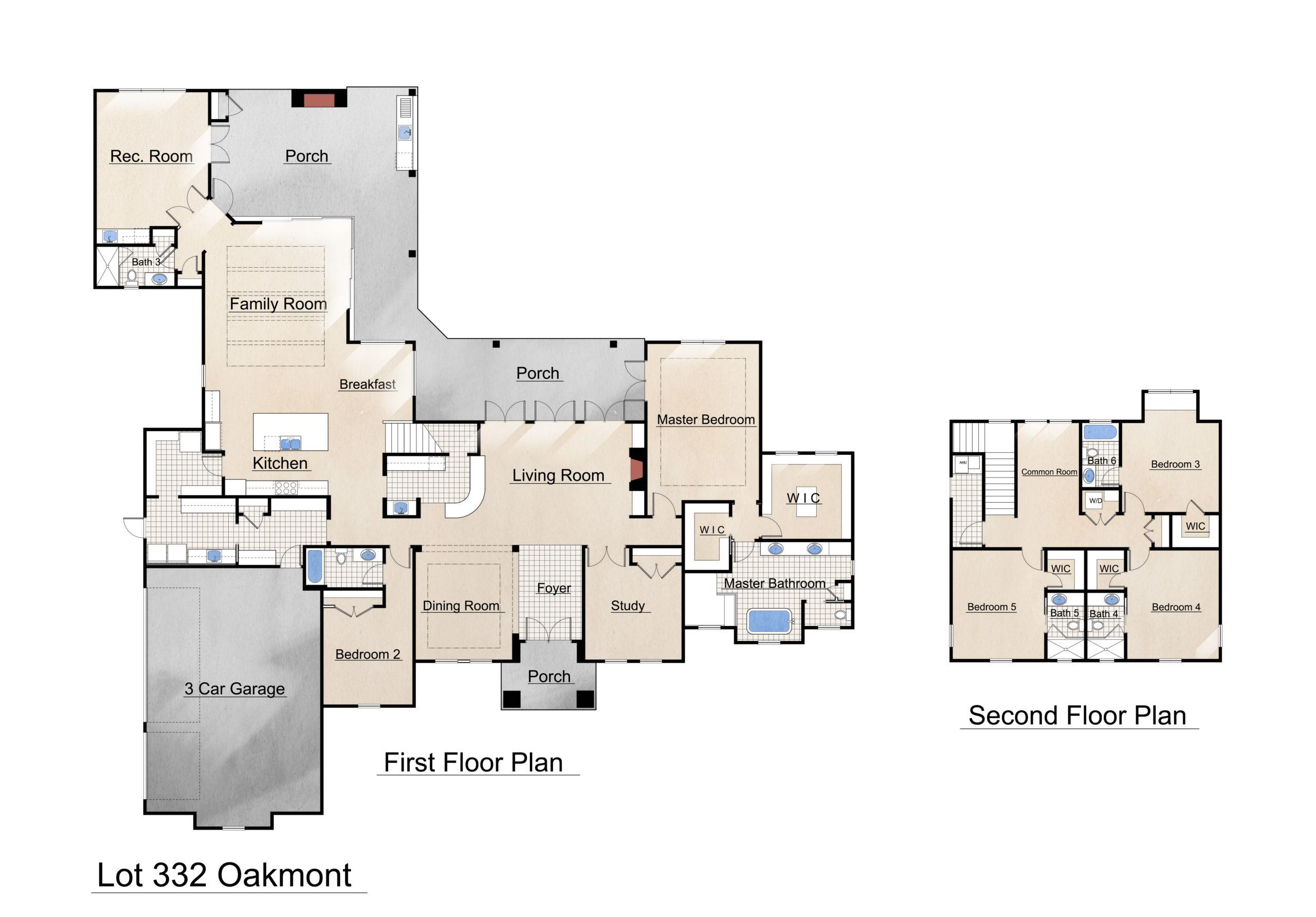 Lot 332 Oakmont Plan FIN (002)